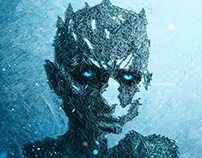 Night King - GOT Fan Art