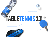 Brand identity guidelines - TableTennis11