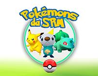 Game Art | Pokémons da SRM