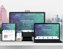 E-Learning Web design
