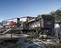 Casa Sol visualization