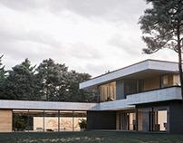 Yasnaya Polyana house
