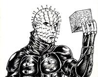 Pinhead (From Hellraiser movie)