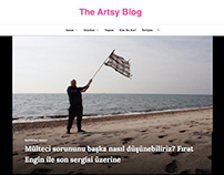 The Artsy Blog, Interview with Rana Kelleci, Apr 2016