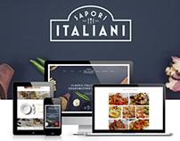 Sapori Italiani // Responsive Restaurant Template