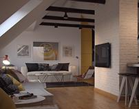 Contemporary interior (2014)