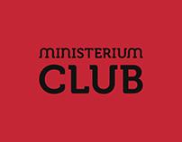 POSTERS: Ministerium Club