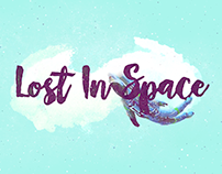 Lost In Space Animated Loop