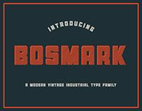 Bosmark Typeface