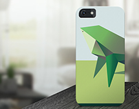 Poly phone cases