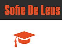 CV Sofie De Leus