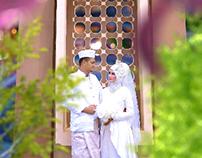 muslim pre wedding
