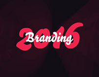 2016 Branding Projects