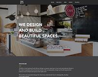 """Website Design - """"TDC&Co"""""""