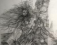 INKtober #18 (Filthy) (2k18)