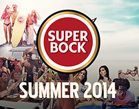 Super Bock 2014 Summer Campaign