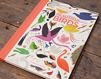Beautiful Birds Book