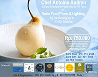 Food Styling Workshop - Bali 2015