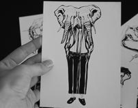 Ilustrações para o Livro do Desassossego