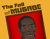 [Infographic] The Fall of Mugabe