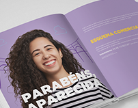 Book de Projetos - Record TV Goiás