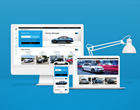 VW Dealership Website