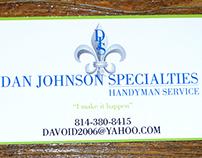 Dan Johnson Specialties
