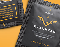 BIKERTAB Branding and Packaging