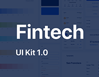 Fintech UI Kit