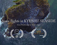 drone flights in KYUSHU SEASIDE