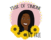 Year of Simone - Logo Design
