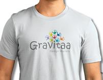 Gravitaa Tshirt Design