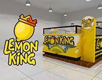 Kiosk Design - Lemon King