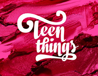 TeenThings | Web, Branding