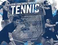 CUNE Athletics Posters