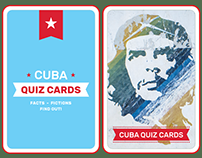 Cuba Travel Network   Card Game
