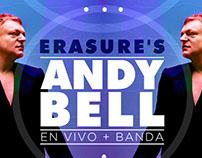 DISEÑO GRAFICO | Andy Bell en BsAs
