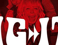 Logo Design For Recordstore Dig-It!
