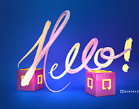 Hello! Wallpaper
