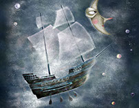 Uçan Kalyon - Flying Galleon
