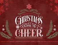 The Creatifolio Christmas Box of Cheer!