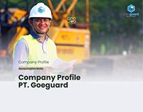Company Profile PT. Geoguard