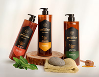 Aekyung Royal Propolis Shampoo