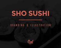 Sho Sushi / Branding