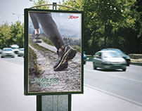 XTEP Co. - Outdoor Banner