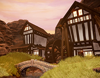 Game Environment: Watermill