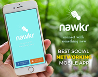 Nawkr iOS Application