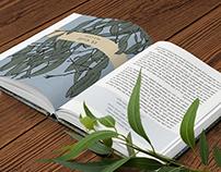 Light of Memories - book design