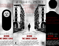 Behind the Smoke Screen - Short Film Posters 2013