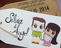 """SILVIA + ANGEL """"Un día especial..."""""""
